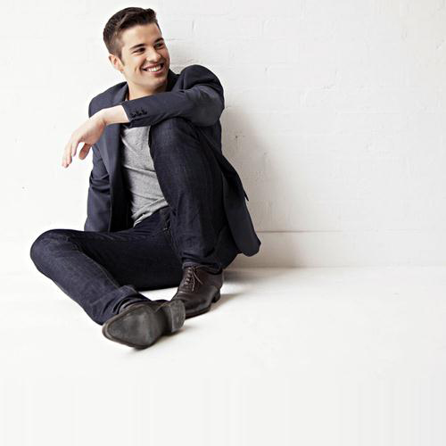 Joe McElderry The Climb cover art