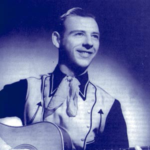 Hank Snow Wagon Wheels cover art