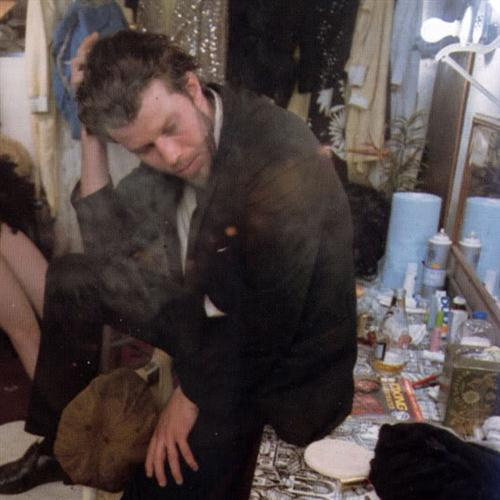 Tom Waits Rains On Me cover art