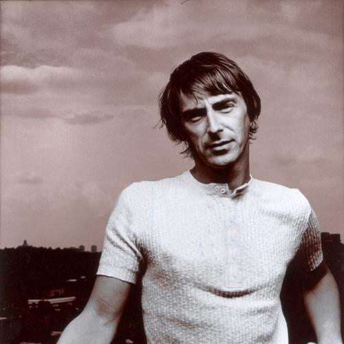 Paul Weller Come On/Let's Go cover art