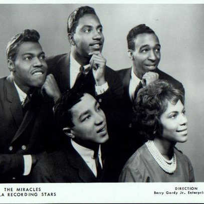 Smokey Robinson & The Miracles Shop Around cover art