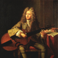 Marin Marais L'Agreable cover art