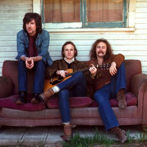 Crosby, Stills & Nash Turn Back The Pages cover art