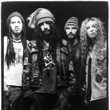 White Zombie More Human Than Human cover art