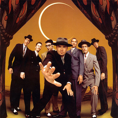 Big Bad Voodoo Daddy Mr. Pinstripe Suit cover art