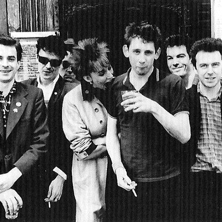 The Pogues A Rainy Night In Soho cover art