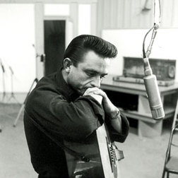 Johnny Cash - The Shifting Whispering Sands