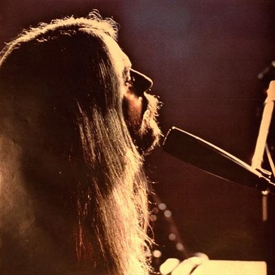 Leon Russell Girl From The North Country cover art