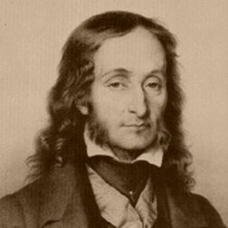 Caprice sheet music by Niccolo Paganini