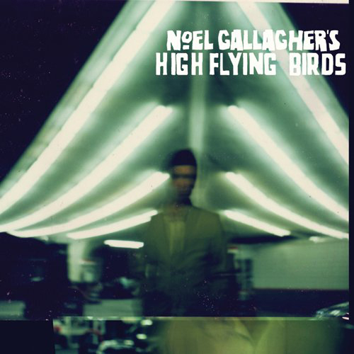 Noel Gallagher's High Flying Birds The Mexican cover art