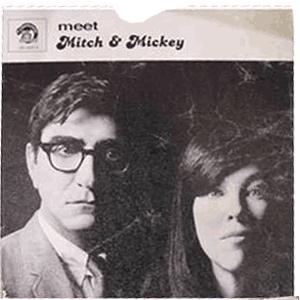 Mitch & Mickey A Kiss At The End Of The Rainbow cover art