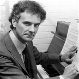 Six Secret Songs, No.4, Andante sheet music by Peter Maxwell Davies