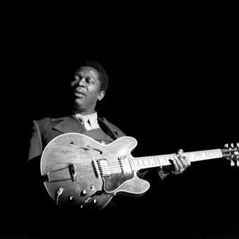 B.B. King Three O'Clock Blues cover art