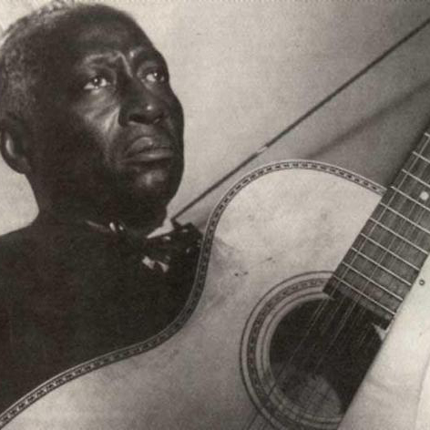 Lead Belly Bourgeois Blues cover art