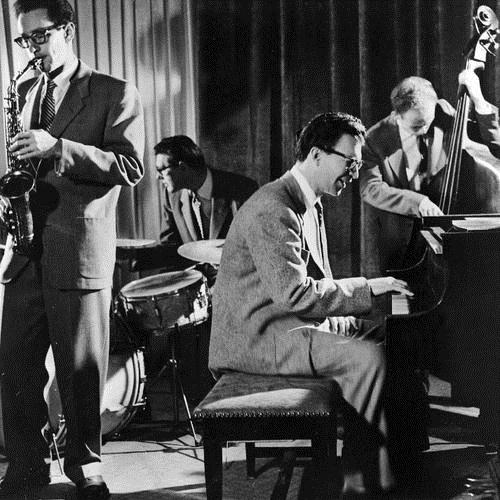 Dave Brubeck It's A Raggy Waltz cover art