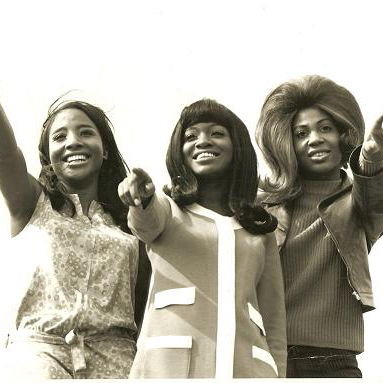 The Flirtations Nothing But A Heartache cover art