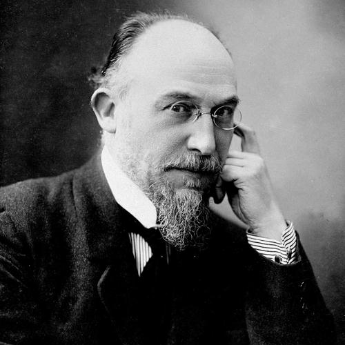 Erik Satie Gymnopedie No. 1 cover art