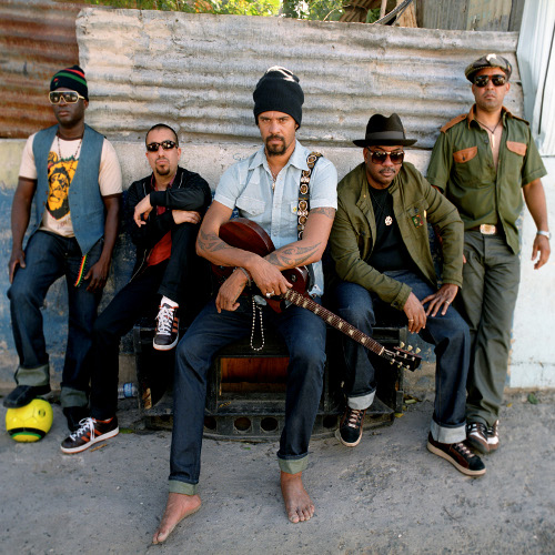 Michael Franti & Spearhead I'm Alive (Life Sounds Like) cover art