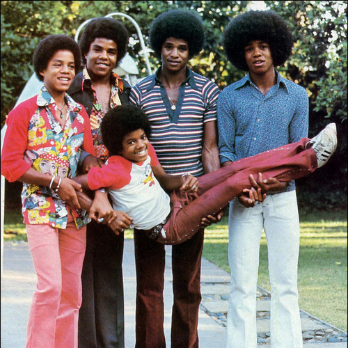 The Jackson 5 Get It Together cover art