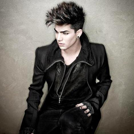 Adam Lambert Mad World cover art