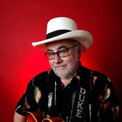 Chicago Blues Style sheet music by Duke Robillard