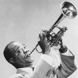 Once In A While sheet music by Louis Armstrong