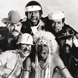 Village People Macho Man cover art