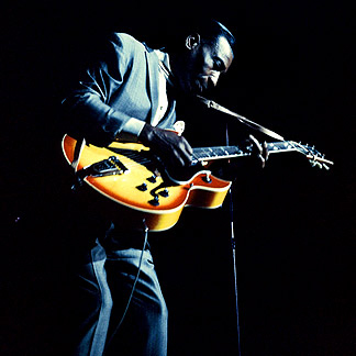 T-Bone Walker Strollin' With Bones cover art