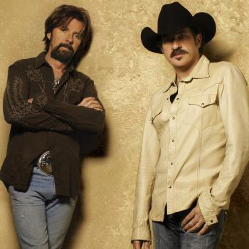 Brooks & Dunn My Maria cover art