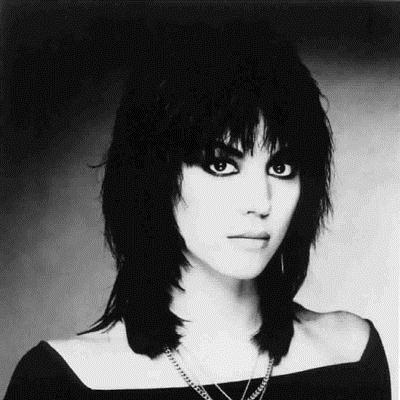 Joan Jett I Hate Myself For Loving You cover art