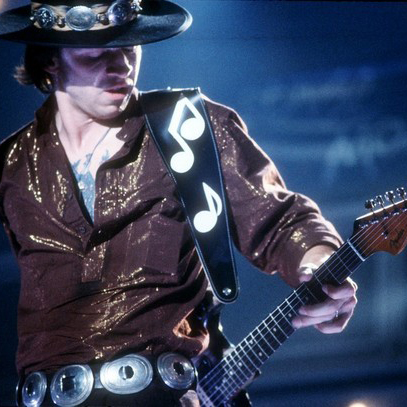 Stevie Ray Vaughan So Excited cover art