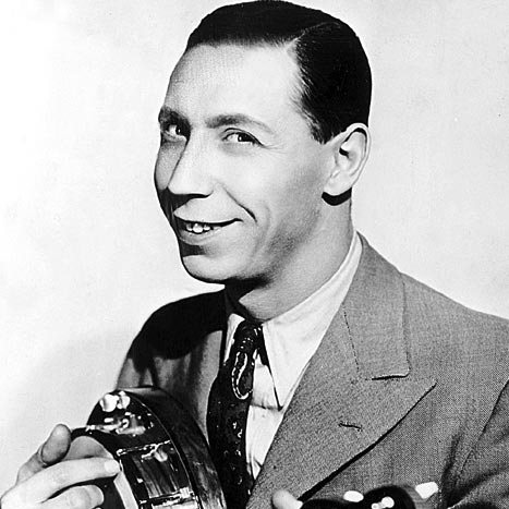 George Formby Sitting On Top Of Blackpool Tower cover art