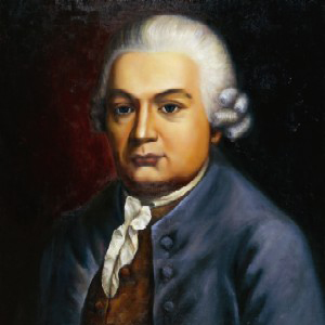 Carl Philipp Emanuel Bach Little Scherzo cover art