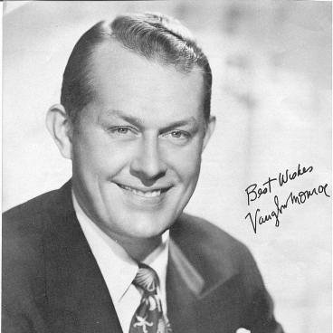 Vaughn Monroe Red Roses For A Blue Lady cover art