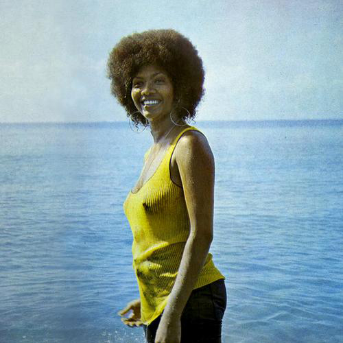 Marcia Griffiths Feel Like Jumping cover art