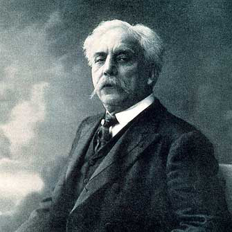 Gabriel Fauré Agnus Dei (from Requiem) cover art
