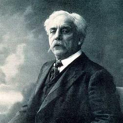 En Priere sheet music by Gabriel Fauré