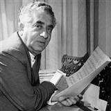 Sabre Dance sheet music by Aram Khachaturian