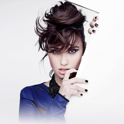 Demi Lovato Brand New Day cover art