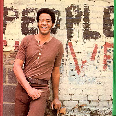Bill Withers Use Me cover art