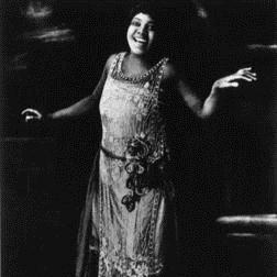 Backwater Blues sheet music by Bessie Smith