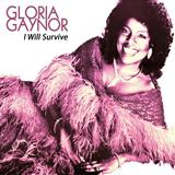 I Will Survive sheet music by Gloria Gaynor