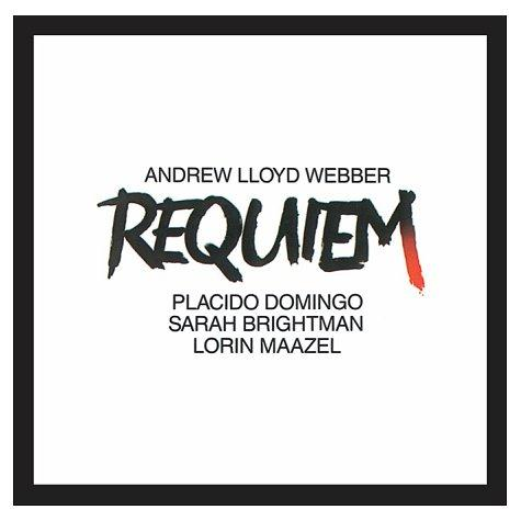 Andrew Lloyd Webber Pie Jesu (from Requiem) cover art