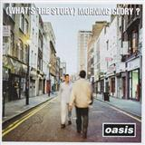 Wonderwall sheet music by Oasis