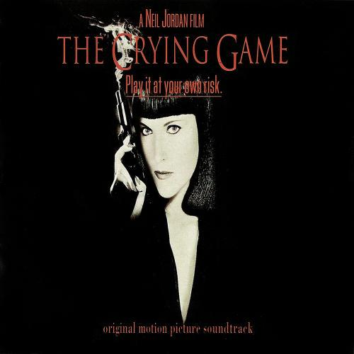 Geoff Stephens The Crying Game cover art