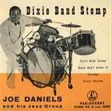 Dixie Band Stomp sheet music by Joe Daniels