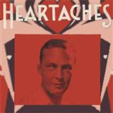 Heartaches sheet music by Klenner And Hoffman
