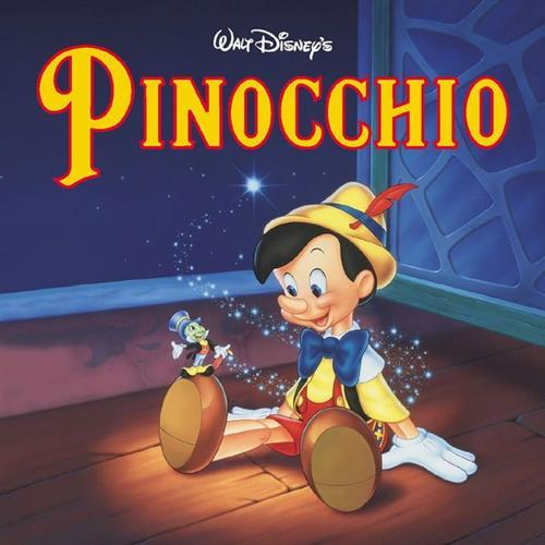 Cliff Edwards When You Wish Upon A Star (from Disney's Pinocchio) cover art