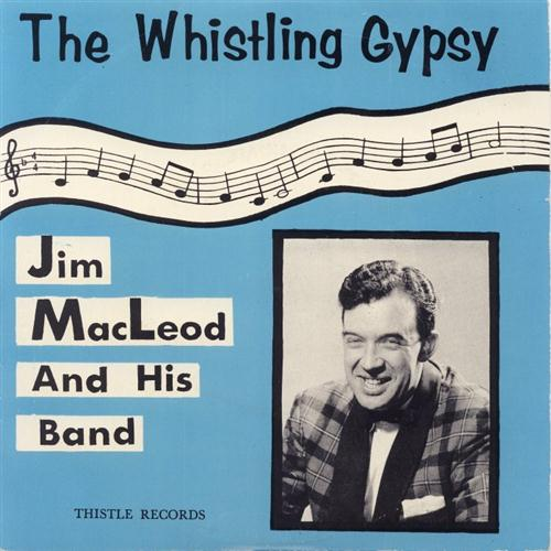 Leo Maguire Whistling Gypsy cover art