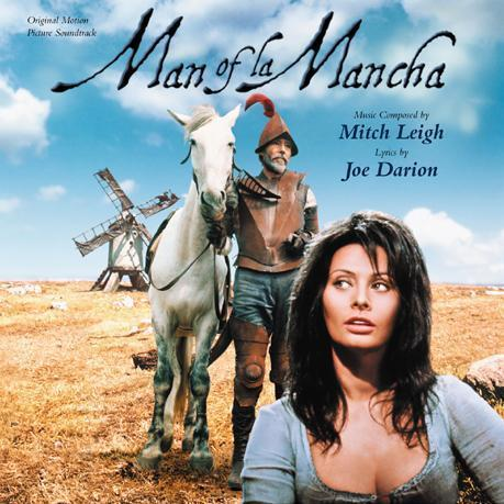 Mitch Leigh The Impossible Dream (from Man Of La Mancha) cover art